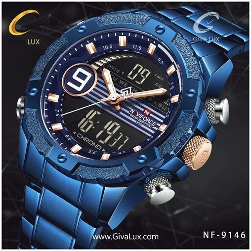 ساعت مردانه نوی فورس مدل nf۹۱۳۸m