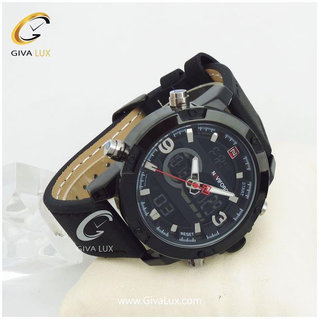 ساعت مردانه دوزمانه نوی فورس مدل NF9097M