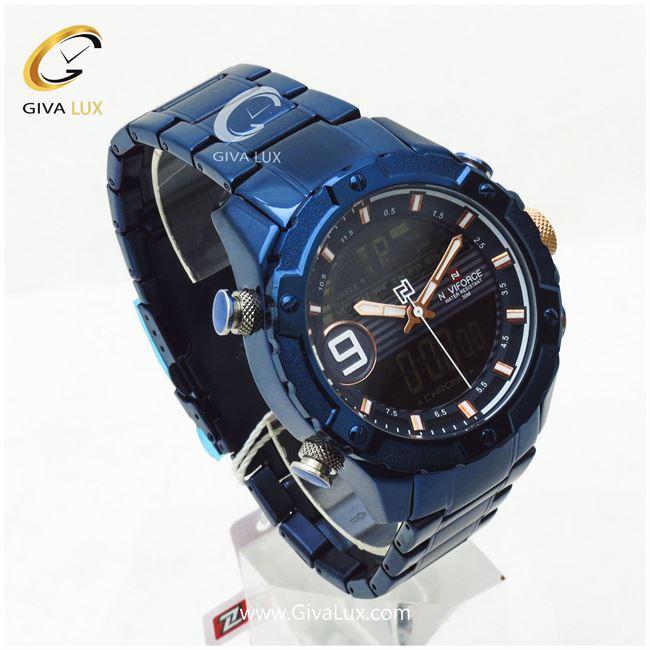 ساعت مردانه نوی فورس مدل nf9146m