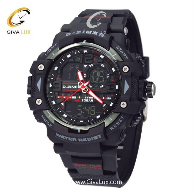 ساعت مچی کیو اند کیو مدل GW86J002Y