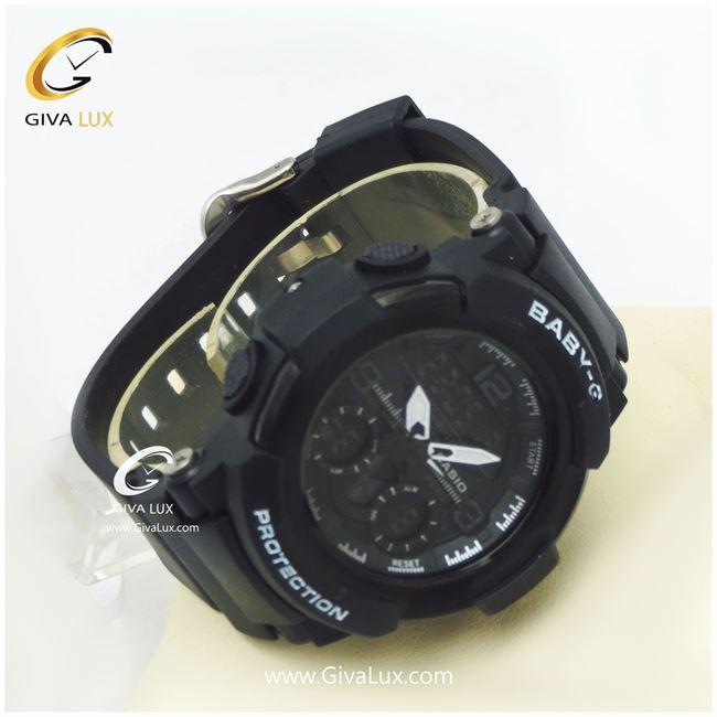 ساعت اسپرت کاسیو جیشاک سایز کوچک (Baby_G)