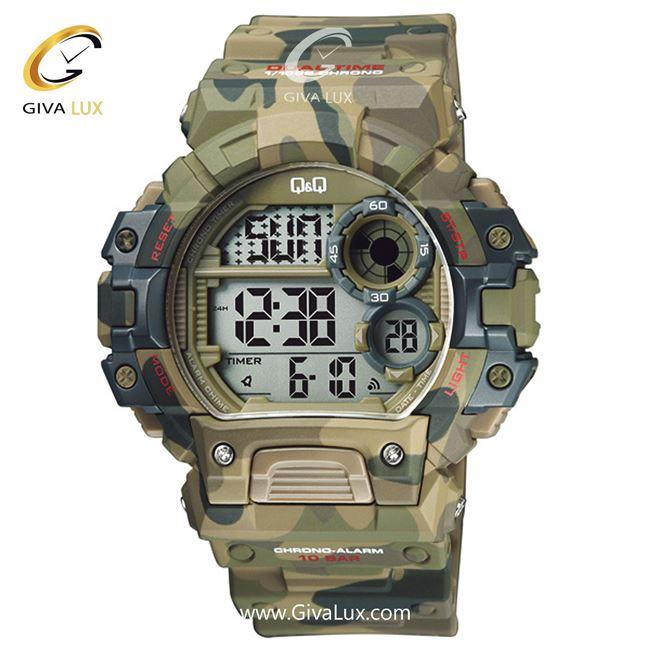 ساعت اسپرت کیو اند کیو مدل M144J005Y