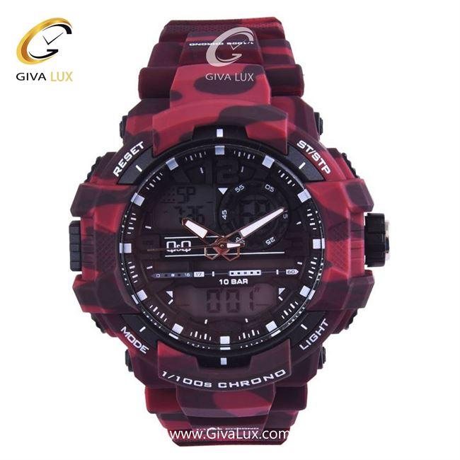 ساعت مچی اسپرت کیو اند کیو مدل GW86J007Y