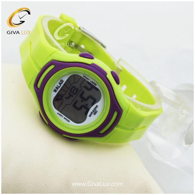 ساعت بچگانه دیجیتال والار سبز