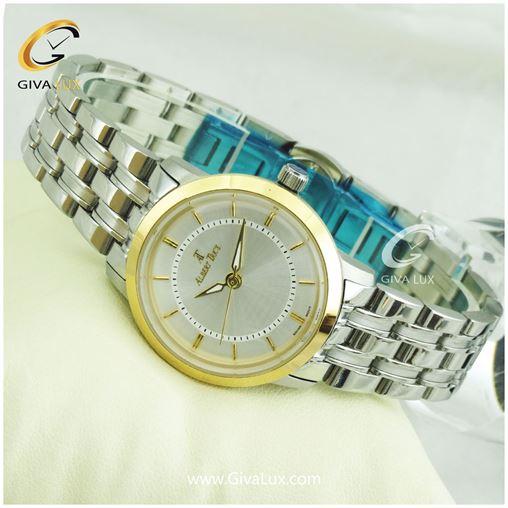 ساعت مچی زنانه فول استیل آلبرت ترایس مدل AT20271
