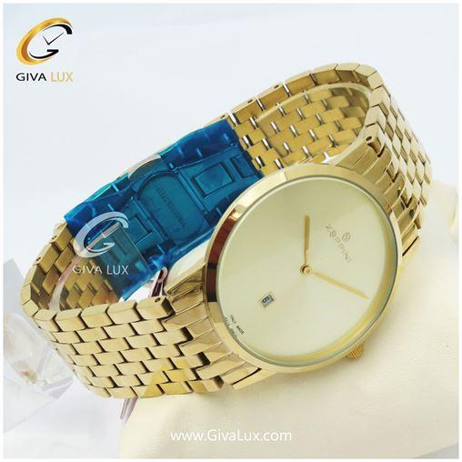 ساعت مردانه استیل زوپینی(طلایی)