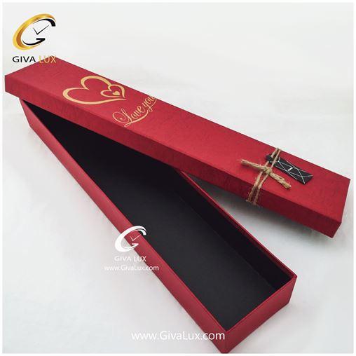 جعبه کادویی 46 سانتی متری  قرمز