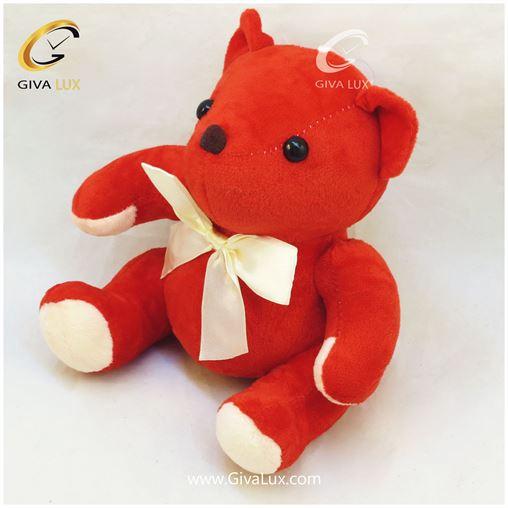 خرس قرمز 18 سانتی متری