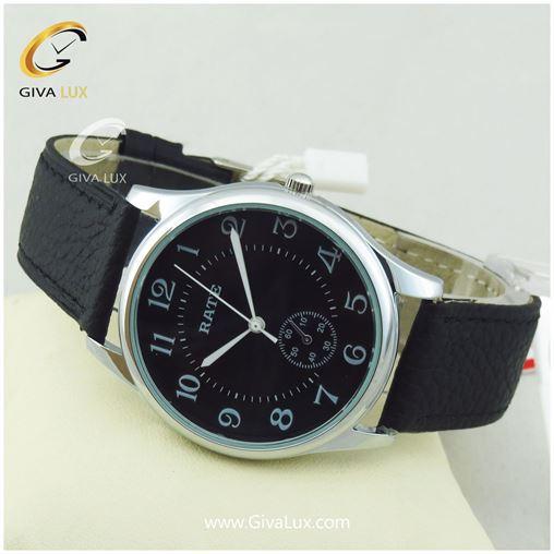 ساعت مچی مردانه بند چرمی رِیت RATE مدل 8243G