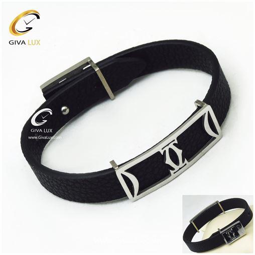 دستبند چرمی کارتیر مدل 96012